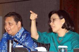 Ekonomi RI Kuartal Pertama Masih Negatif, Sri Mulyani:…