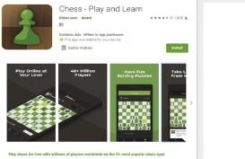 5 Aplikasi Main Catur Terpopuler di Play Store Google
