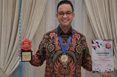 Elektabilitas Anies Tinggi Maju Pilpres 2024, Wagub DKI : Terlalu Berlebihan!