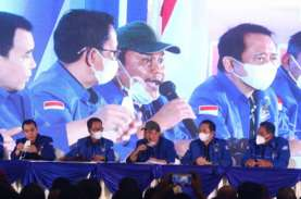 Kuasa Hukum DPP Demokrat Pertanyakan Gugatan Marzuki…