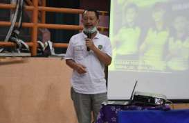 Disparpora Subang Gandeng Yayasan Cari Bibit Unggul Atlet Tenis Meja