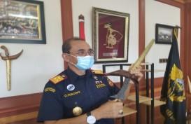 Kanwil DJBC Jatim II Kejar Penerimaan Cukai Rp47,2 Triliun