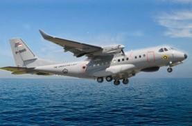 LPEI Biayai Ekspor Pesawat CN-235 PTDI Rp354 Miliar…