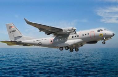 LPEI Biayai Ekspor Pesawat CN-235 PTDI Rp354 Miliar ke Senegal