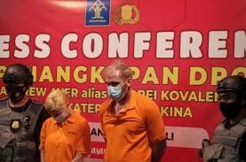Buronan Interpol Asal Rusia Dideportasi dari Bali