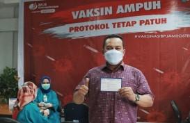 Layani Publik, BPJamsostek Sumbar Riau Vaksinasi Karyawan