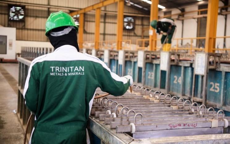 PT Trinitan Metals and Minerals Tbk. (PURE). Istimewa