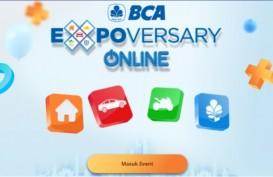 BCA Expoversary Online, Tawarkan Milenial Solusi Lengkap Investasi Jangka Panjang