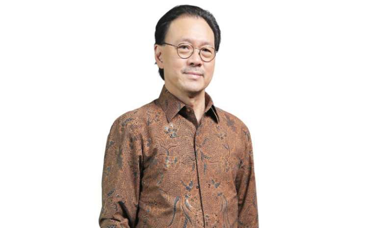 Komisaris Utama sekaligus pemilik PT Elang Mahkota Teknologi Tbk, Eddy Kusnadi Sariaatmadja. - emtek