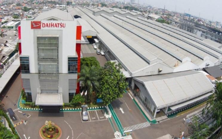 Pabrik PT Astra Daihatsu Motor yang bertempat di Sunter, Jakarta Utara.  - ADM
