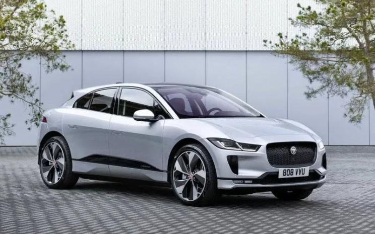 Jaguar I-Pace All Electric.  - Jaguar