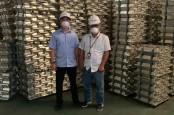 Gandeng TINS dan KBI, BBJ Resmi Layani Perdagangan Timah dalam Negeri