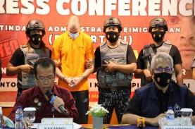 Buron Interpol Asal Rusia Dideportasi dari Bali