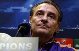 Prandelli, Mantan Pelatih Timnas Italia, Tinggalkan Fiorentina