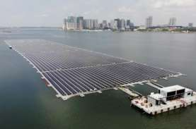 PLTS Apung 5 MW di Singapura Masuk Kategori Terbesar…