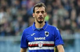 Manolo Gabbiadini di Sampdoria Hingga Juni 2026