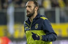 Lazio Cari Klub Peminat Ujung Tombak Timnas Kosovo Vedat Muriqi