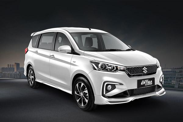 All New Ertiga Suzuki Sport.  - BISNIS.COM, Thomas