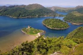 Pulau di Skotlandia Ini Dilelang untuk Pertama Kalinya…