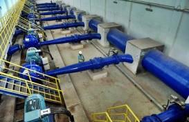 Brantas Abipraya Bangun 8 Pusat Distribusi Air SPAM Umbulan