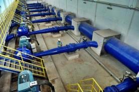 Brantas Abipraya Bangun 8 Pusat Distribusi Air SPAM…