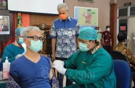 Vaksinasi untuk Umum Mulai 15 April, Pemda Jateng Siap-Siap