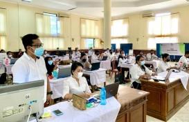 558 Peserta Ikuti Pelatihan Kerja Berbasis Kompetensi di Bali
