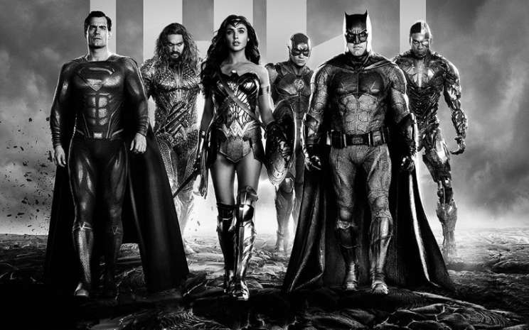 Zack Synder's Justice League - Warner Media