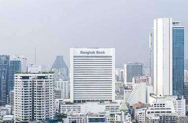Kinerja Bangkok Bank 2020, Kredit Naik tapi Laba Terpangkas
