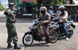 Kasus Covid Masih Tinggi, Karawang Kembali Berlakukan Pembatasan Sosial