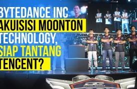 Bytedance Akuisisi Moonton Technology, Ingin Imbangi Tencent?