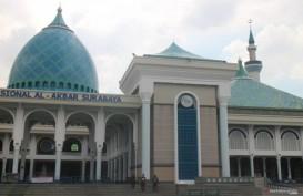 Masjid Al Akbar Surabaya Siap Menggelar Tarawih pada Ramadan 2021