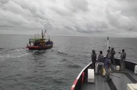 Bakamla RI Tangkap 2 Kapal Pencuri Ikan Asal Malaysia…