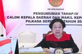 Megawati Akui Sedih Kadernya Ada yang Terjerat Korupsi