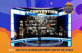 350.000 Peserta Ikuti V-Convention Connect