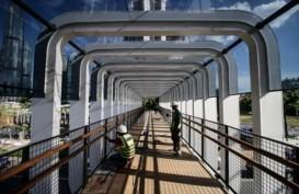 Ini Daftar 21 JPO yang Bakal Dibangun di Jakarta