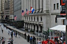 Wall Street Memerah, Sektor Teknologi Seret Indeks…