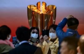 Angka-Angka Penting di Kirab Obor Olimpiade Tokyo yang Dimulai Hari Ini