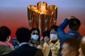 Angka-Angka Penting di Kirab Obor Olimpiade Tokyo…