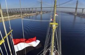 Ini Sejarah Modernisasi Terusan Suez, Jalur Perairan Terpenting Dunia