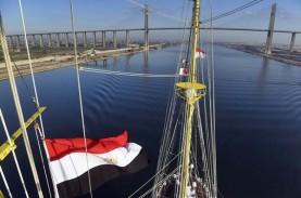 Ini Sejarah Modernisasi Terusan Suez, Jalur Perairan…