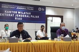 DJP Riau Sebut Realisasi Setoran Pajak Capai Rp2,21…