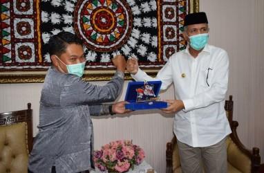 KPPU Gandeng Pemprov Aceh Cegah Persaingan Usaha tak Sehat
