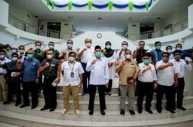 Pakai Dana CSR, Dumai Bangun Alun-alun dan Islamic…