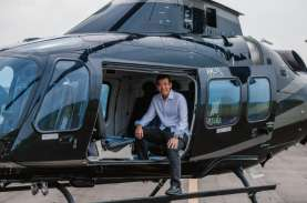 Emiten Penyewaan Helikopter (HELI) Rintis Bisnis Drone…