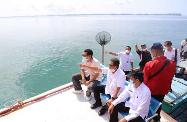 Telong Elong Lombok Timur Dijadikan Pusat Budi Daya Lobster
