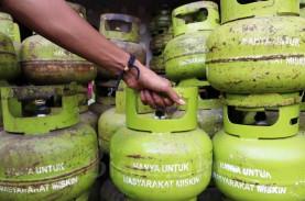 Harga Eceran LPG 3 Kilogram di Sulsel Naik Rp3.000…