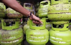 Harga Eceran LPG 3 Kilogram di Sulsel Naik Rp3.000 Jadi Rp18.500