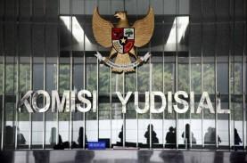 KY Pantau Sidang Offline Kasus Rizieq Shihab