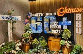 Novotel Pekanbaru Sambut Event Earth Hour di Masa Pandemi